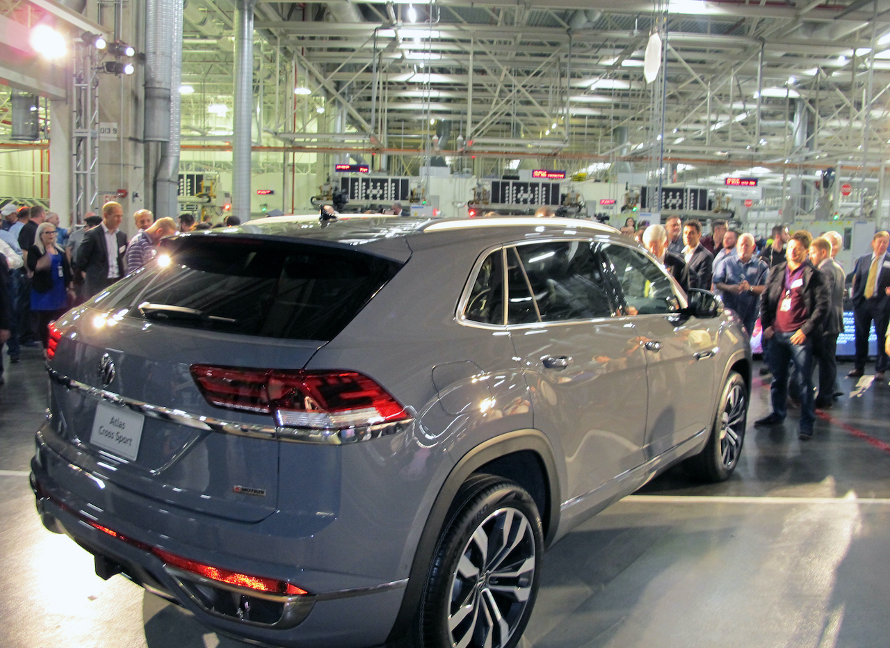 Preview 2020 Volkswagen Atlas Cross Sport Wheels Ca