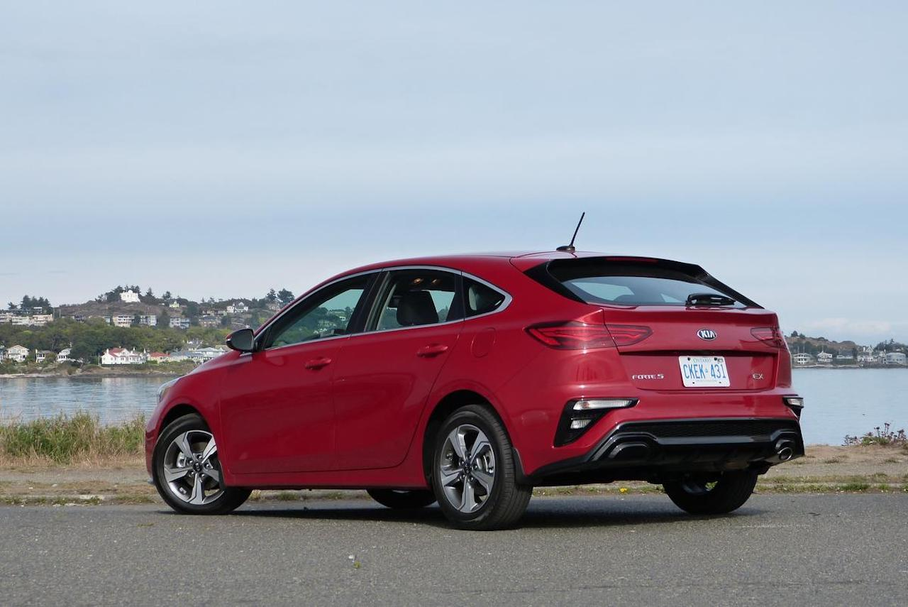 Review 2020 Kia Forte