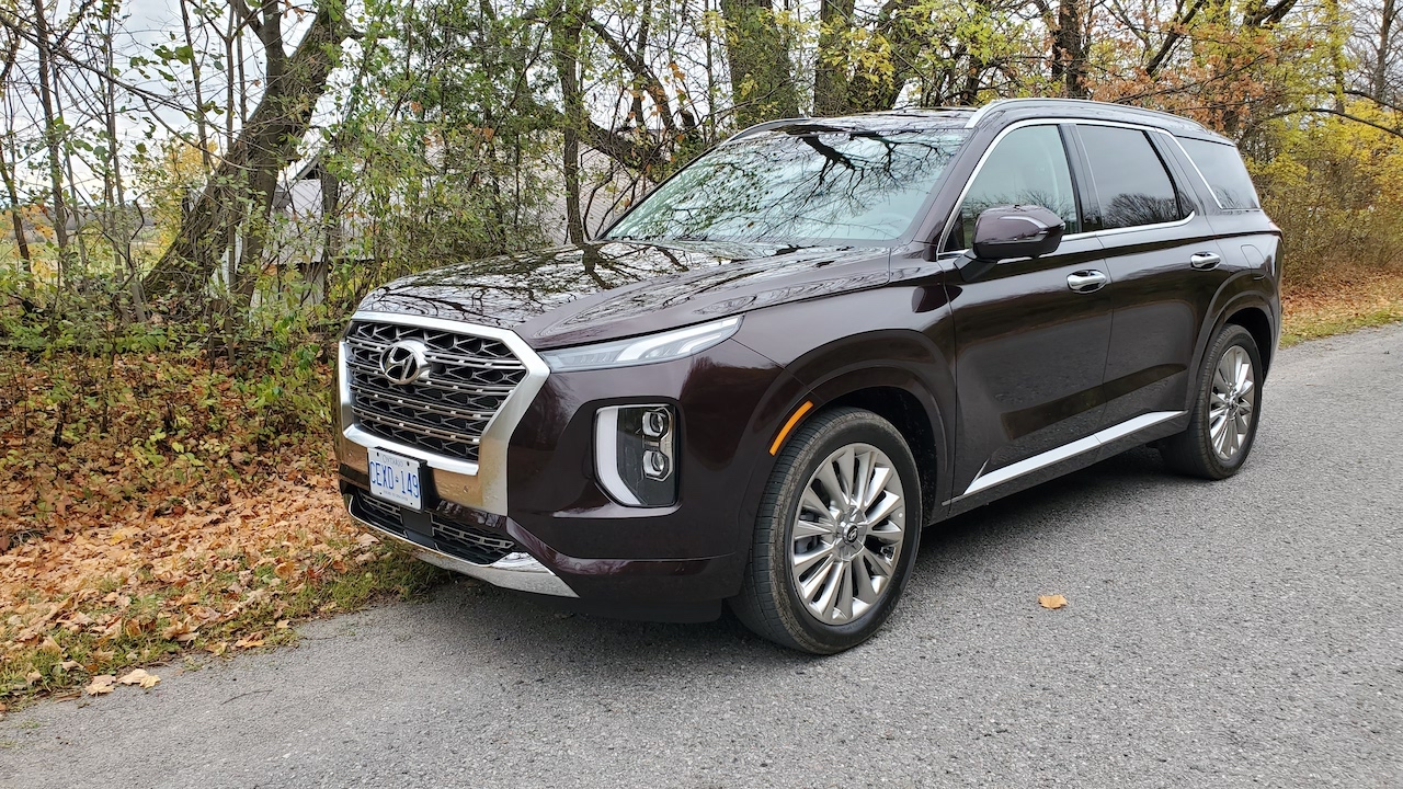 Best Large Utility Vehicle 2020 Canadian Car of the Year
