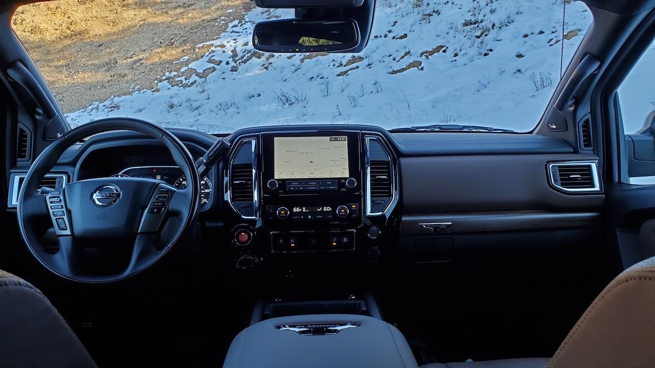 First Drive 2020 Nissan Titan