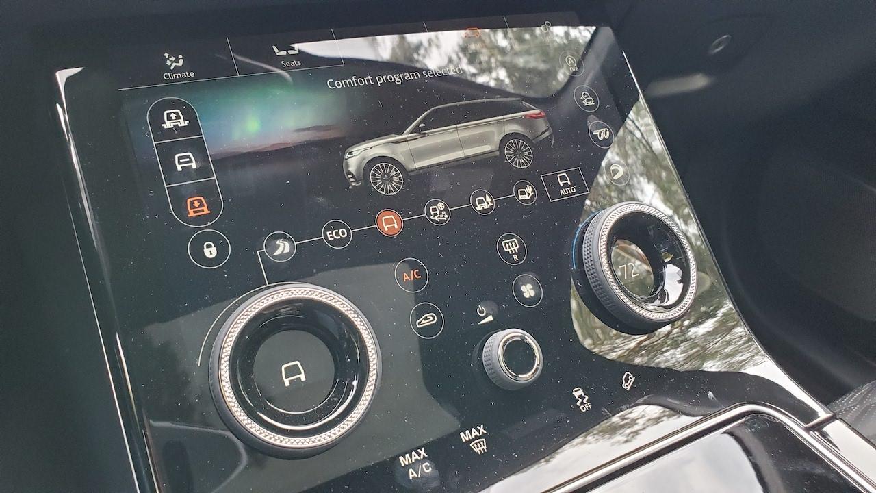 First Drive 2020 Range Rover Velar SVA