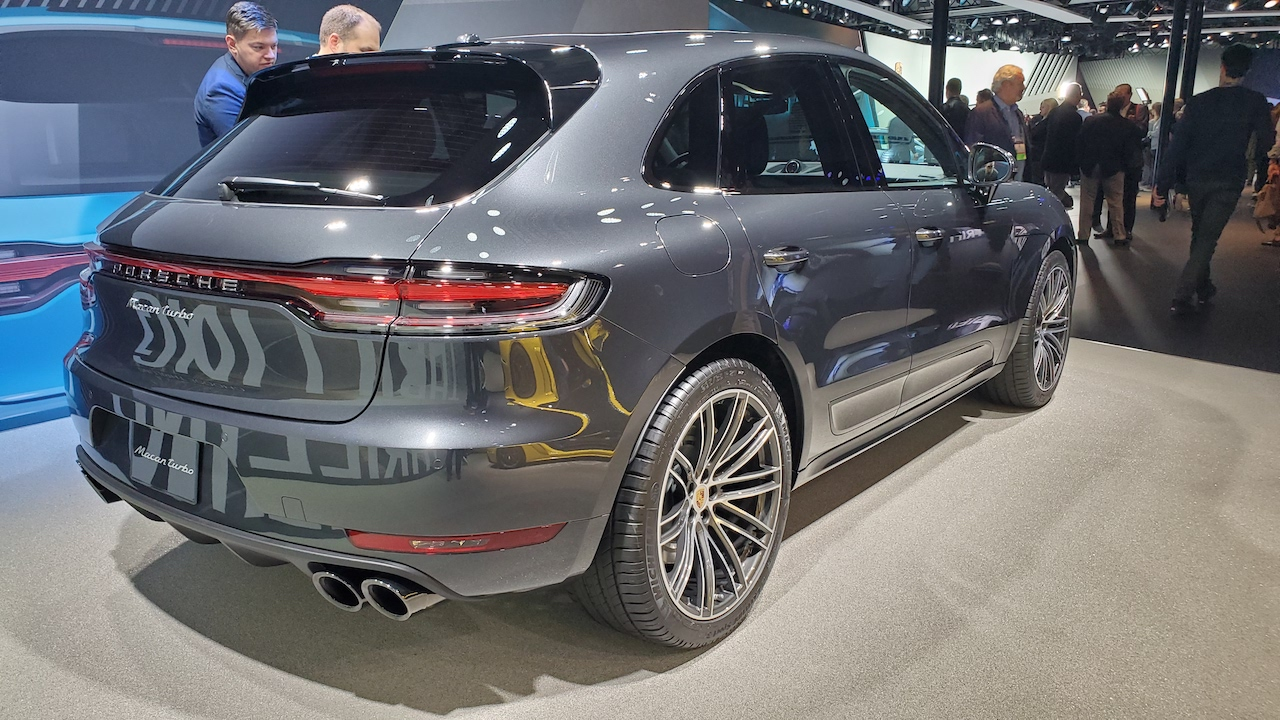 Taycan 4S, Macan Turbo headline Porsche debuts in Los Angeles