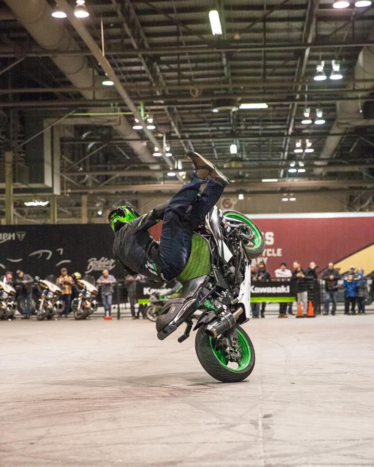 The Toronto Motorcycle Show