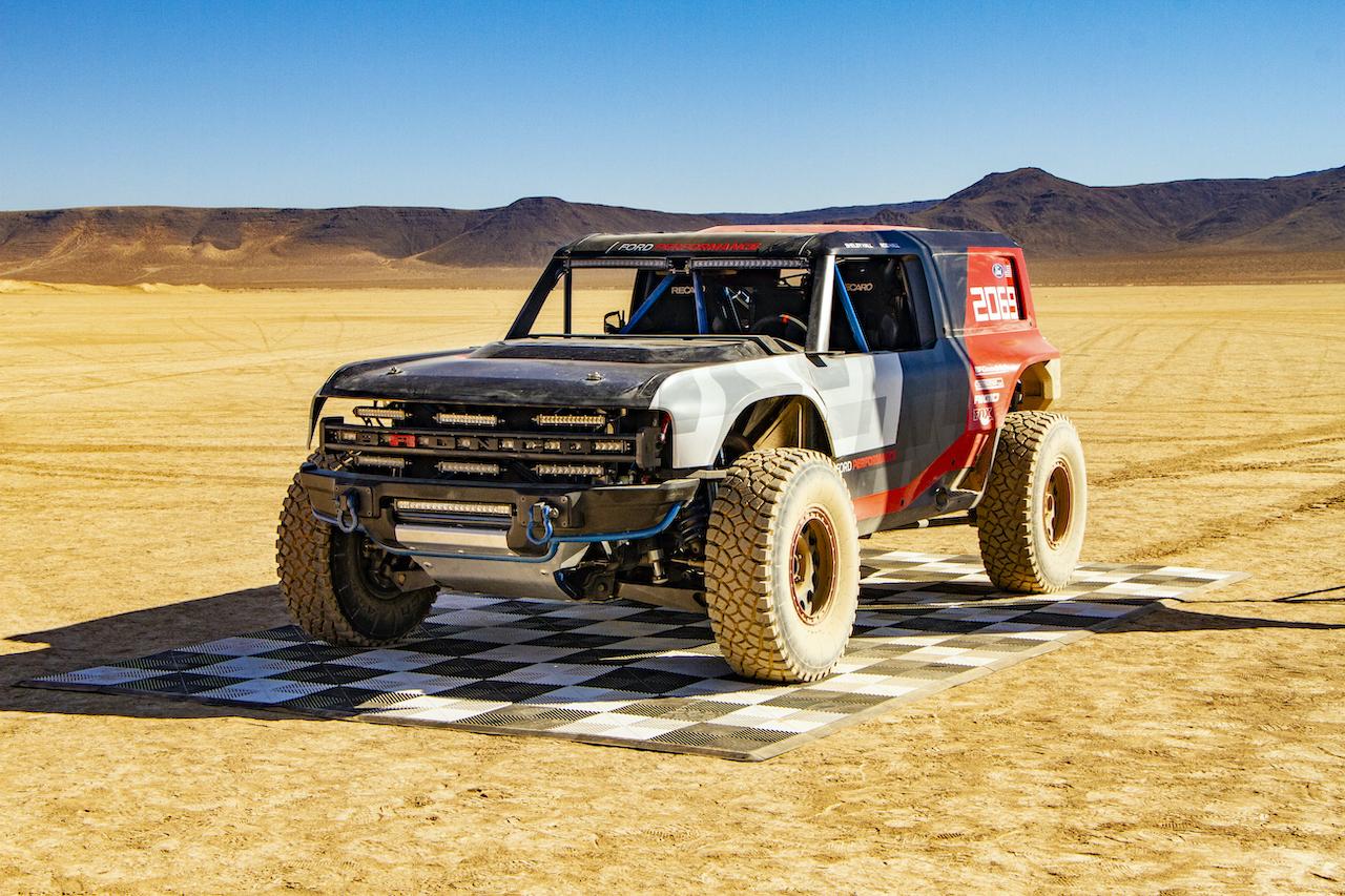 Bronco R Race Truck