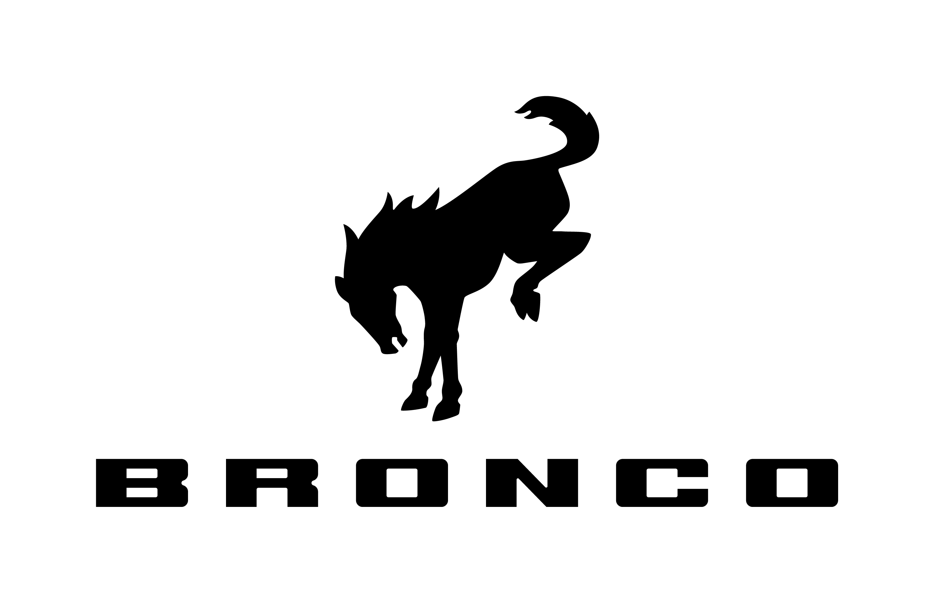 Ford Bronco Logo