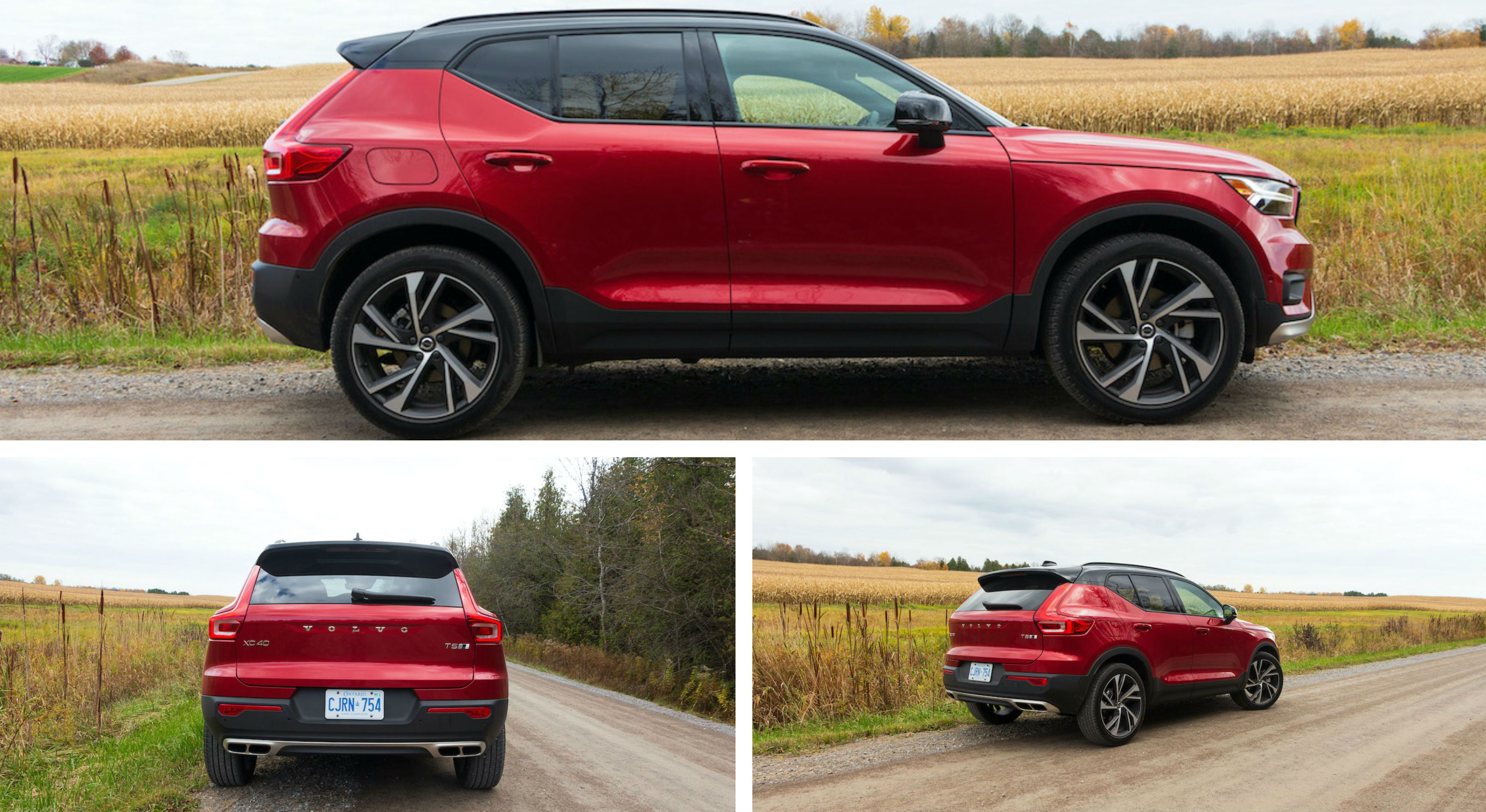 Best Small Premium Utility Vehicle 2020 Canadian Car of the Year