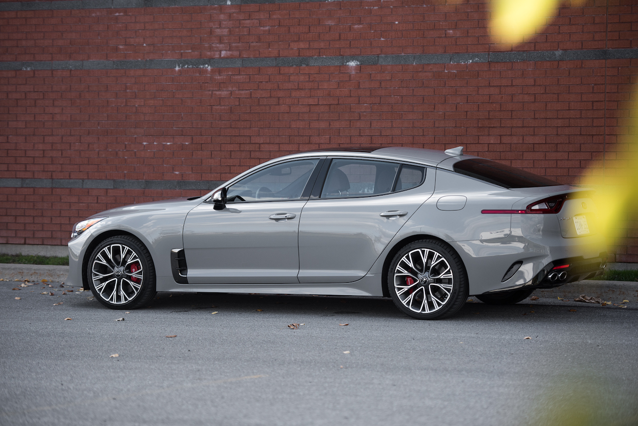 Review 2019 Kia Stinger GT Limited 20th Anniversary Edition