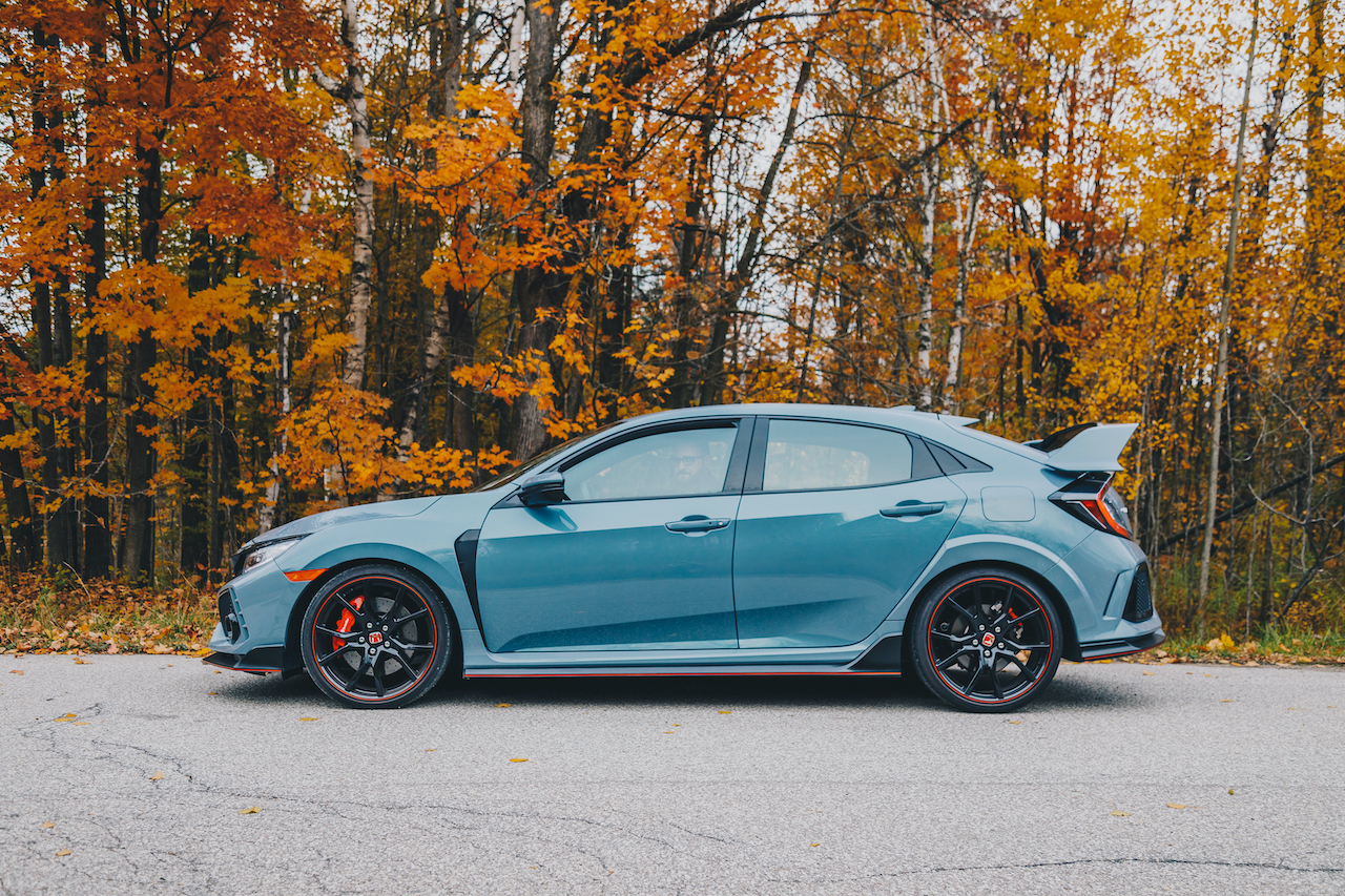 Review 2019 Honda Civic Type R