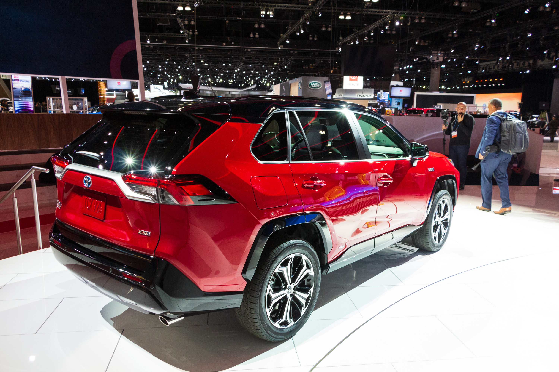 2020 Toyota RAV 4 Prime