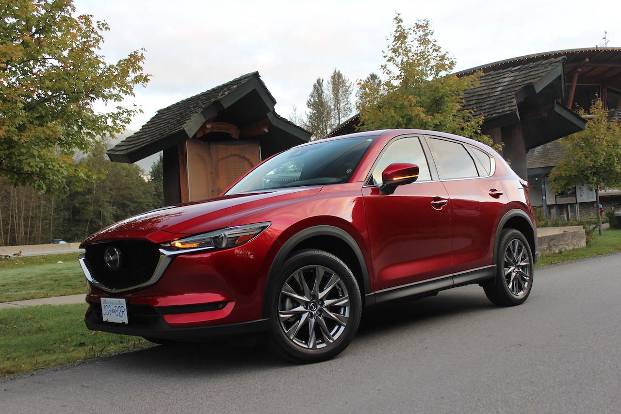 Review 2019 Mazda CX-5 Diesel