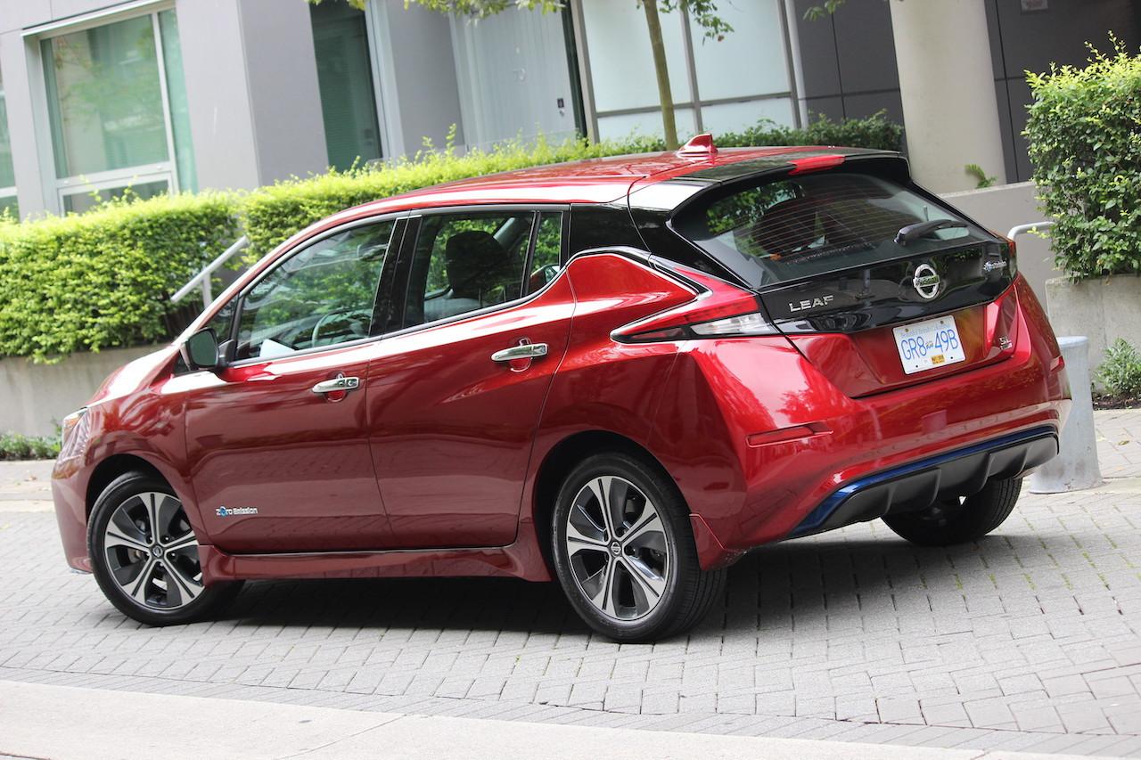 Review 2019 Nissan Leaf Plus