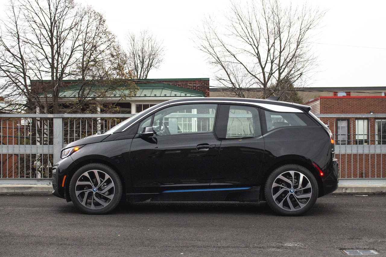Review 2019 BMW i3 ReX
