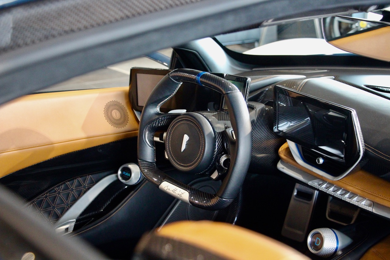 Automobili Pininfarina Battista hypercar