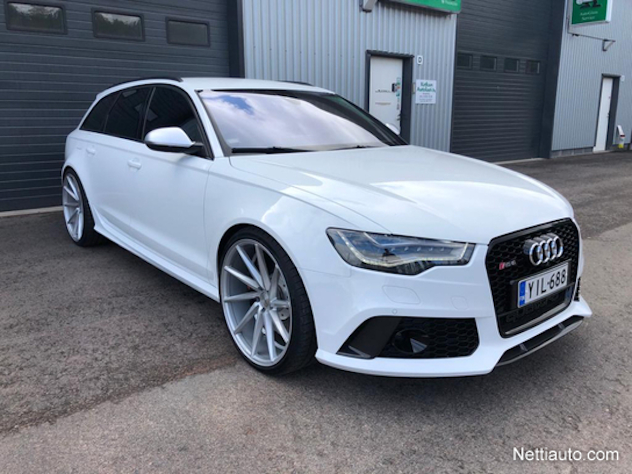 Kimi Raikkonen's Audi RS6 For Sale