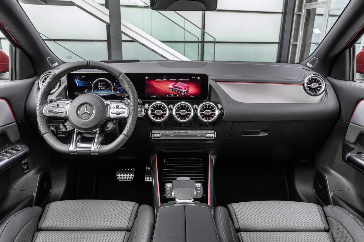 2021 Mercedes GLA