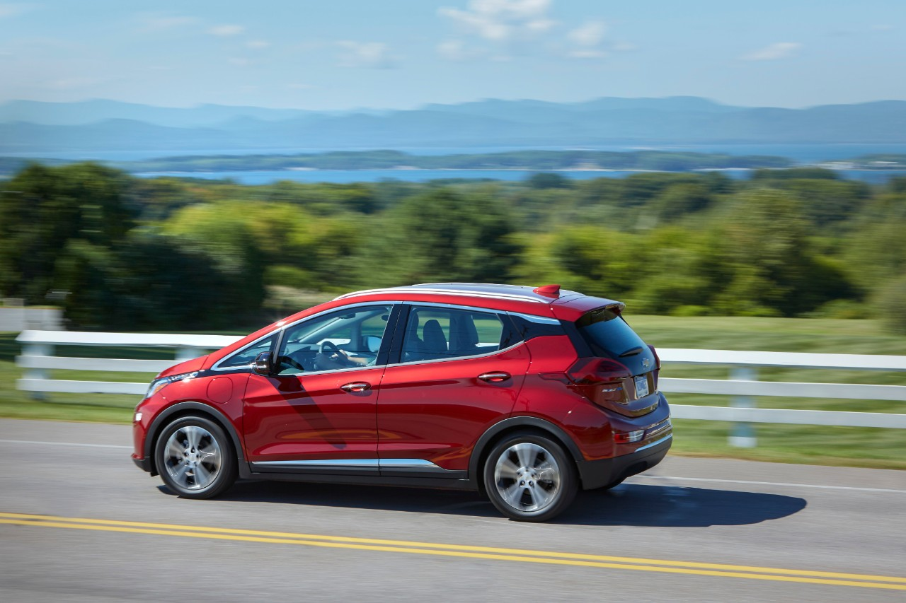 Here's a look at every EV available in Canada