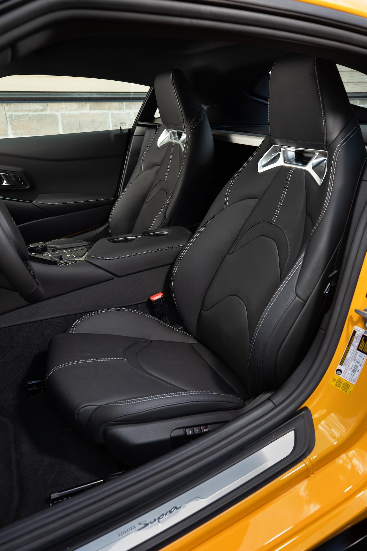 Review: 2020 Toyota Supra GR