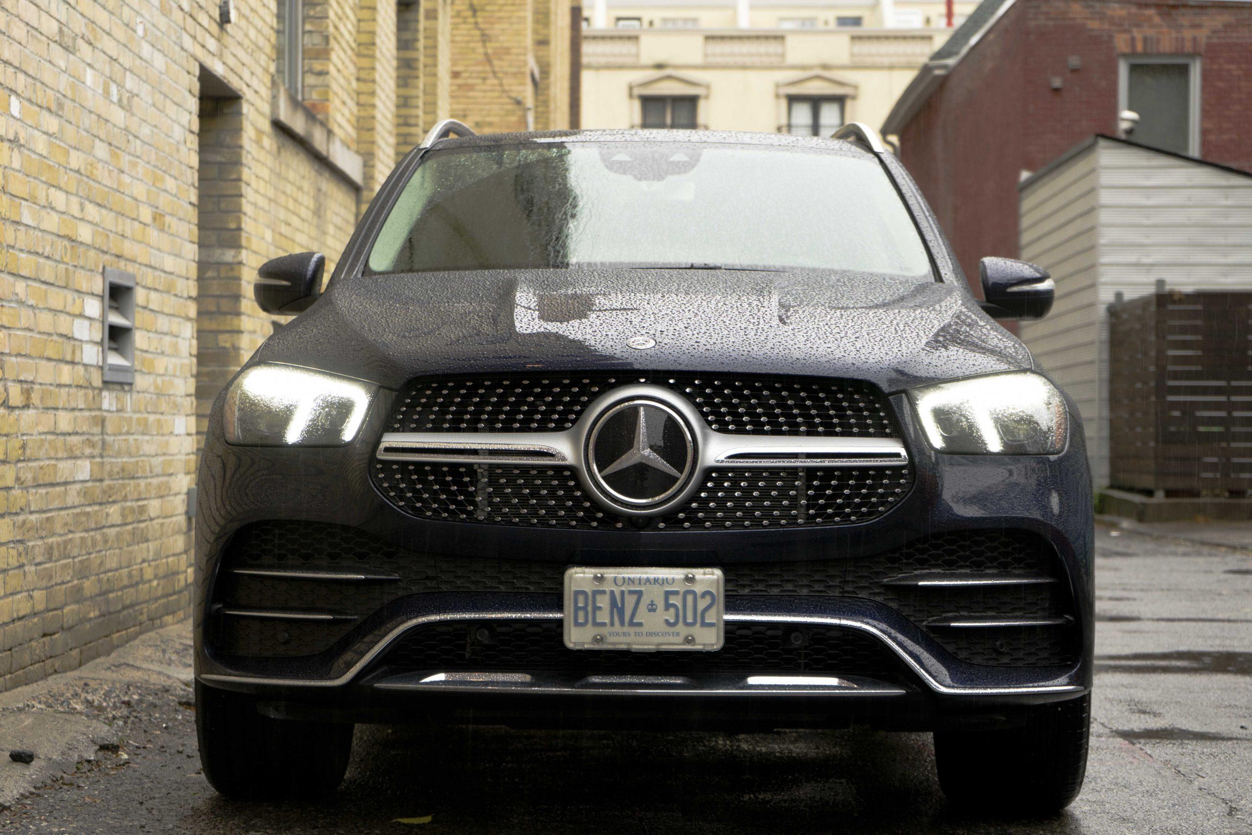 2020 Mercedes GLE 450