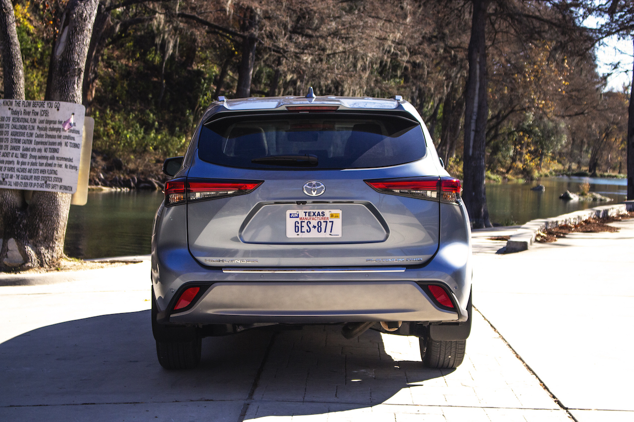First Drive 2020 Toyota Highlander