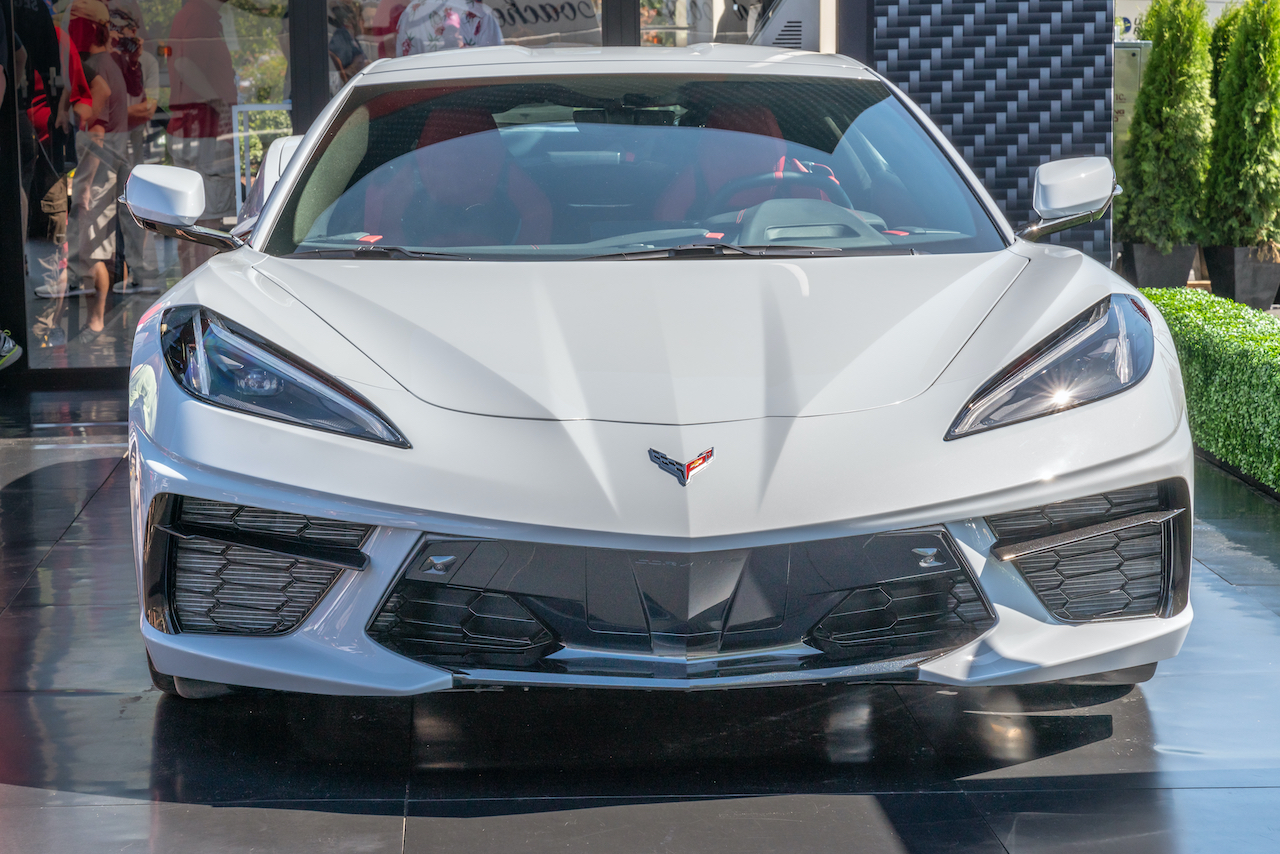 C8 Corvette Base Price
