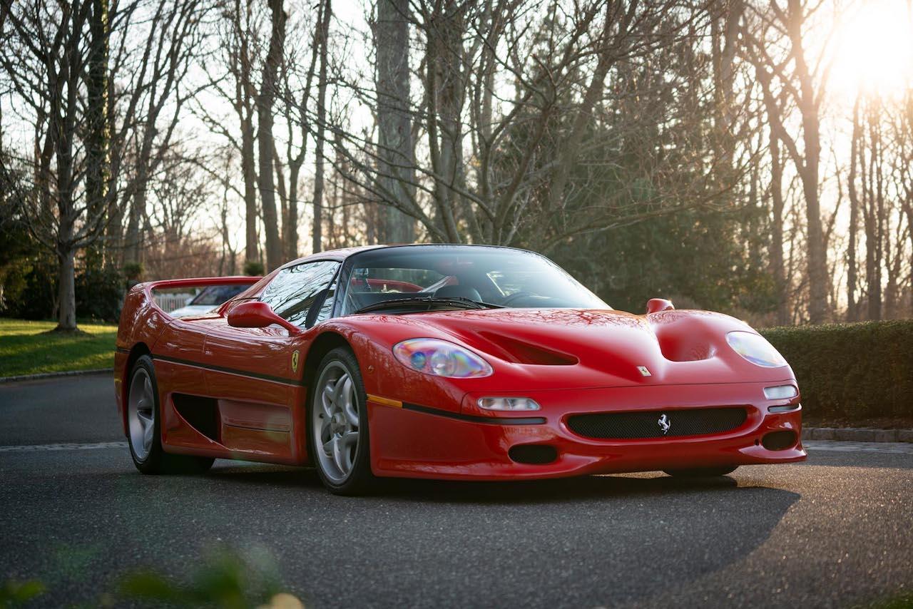Ferrari F50 Prototipo