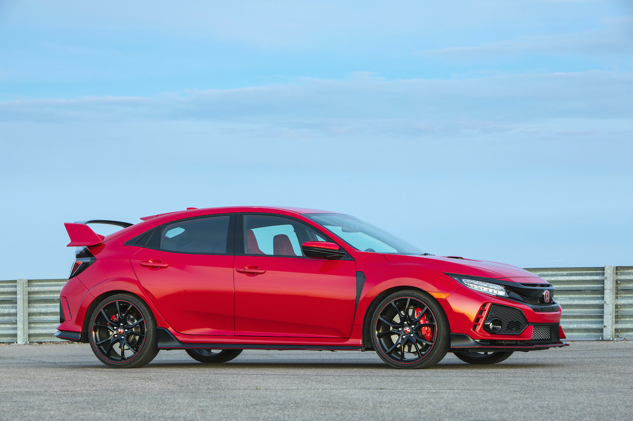 Honda Civic Type R Affordable Cars for New Parents