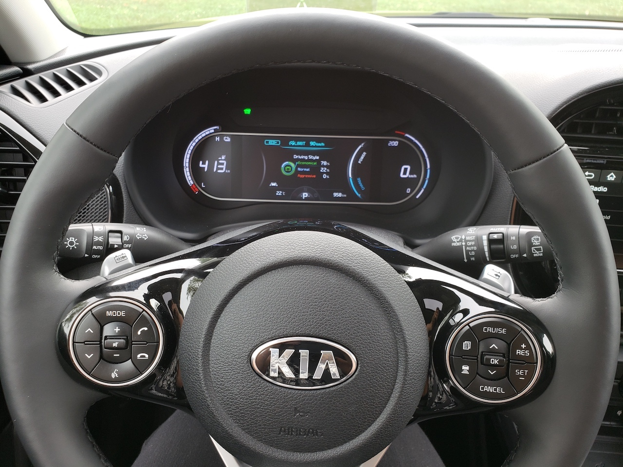 Review 2020 Kia Soul EV