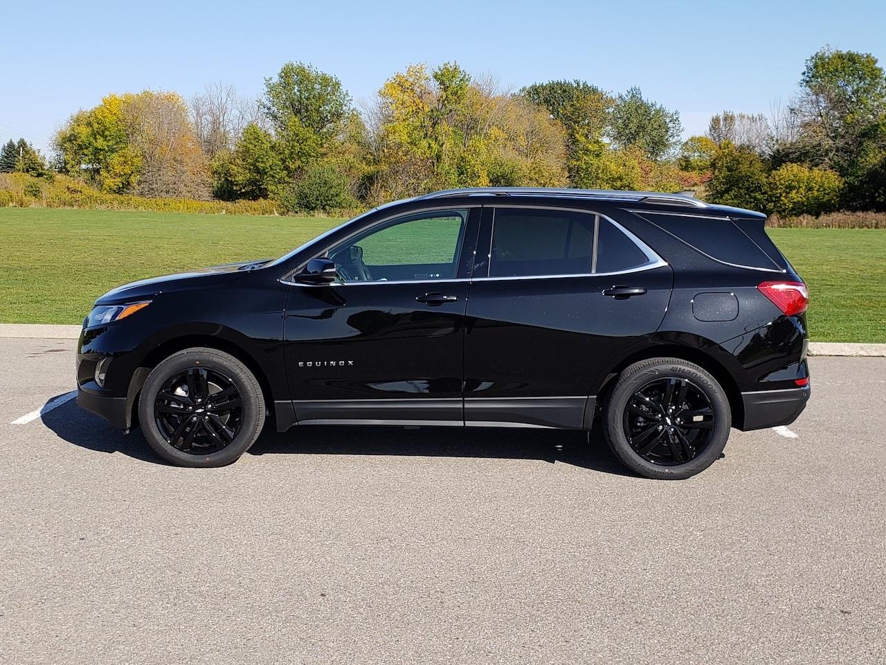 Review 2020 Chevrolet Equinox LT