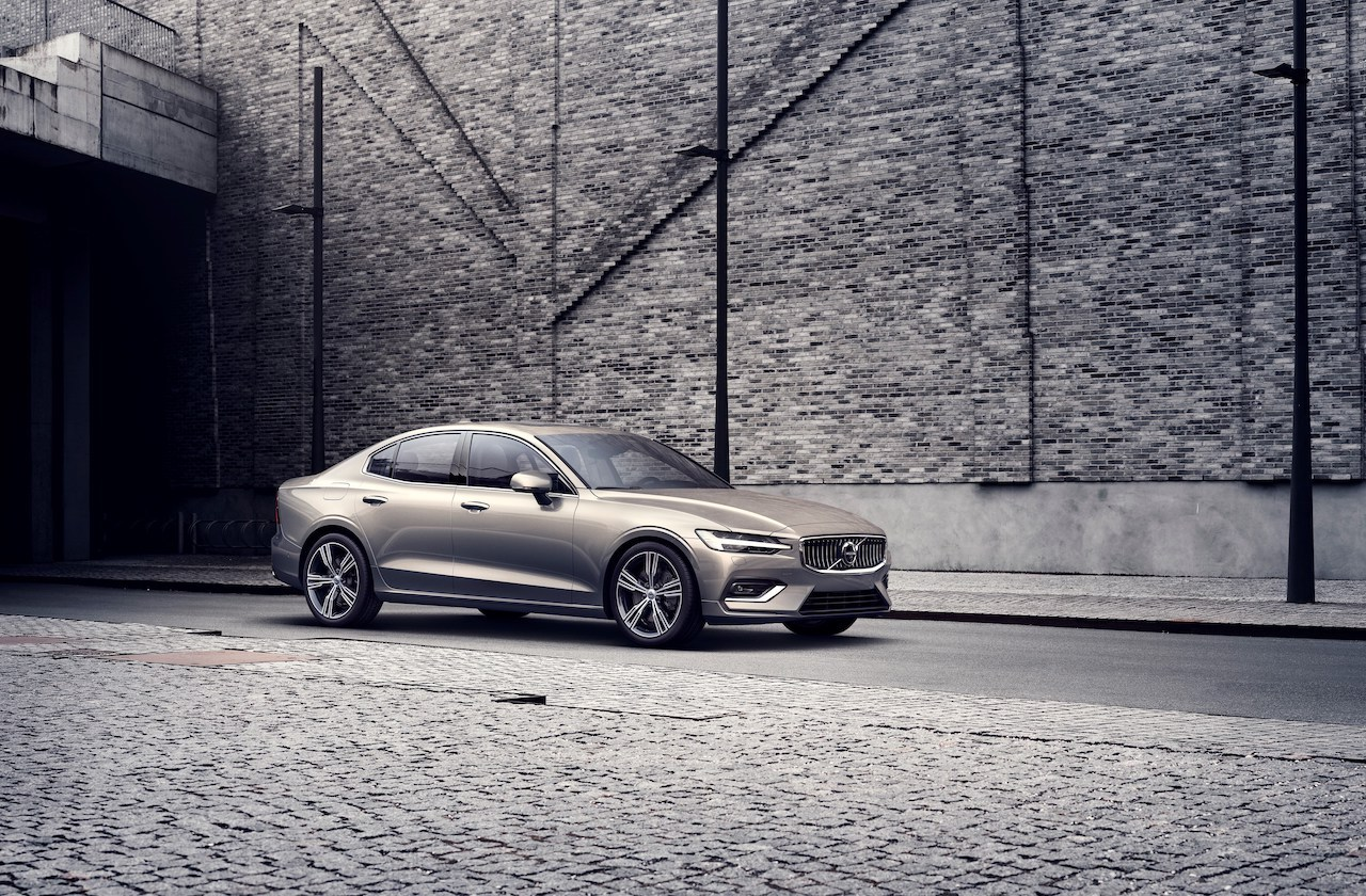 Volvo S60 Affordable Cars for New Parents