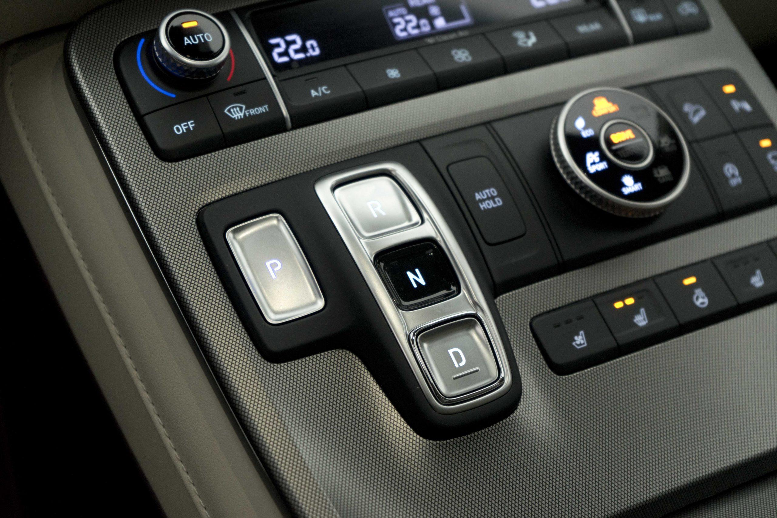 Hyundai Palisade transmission