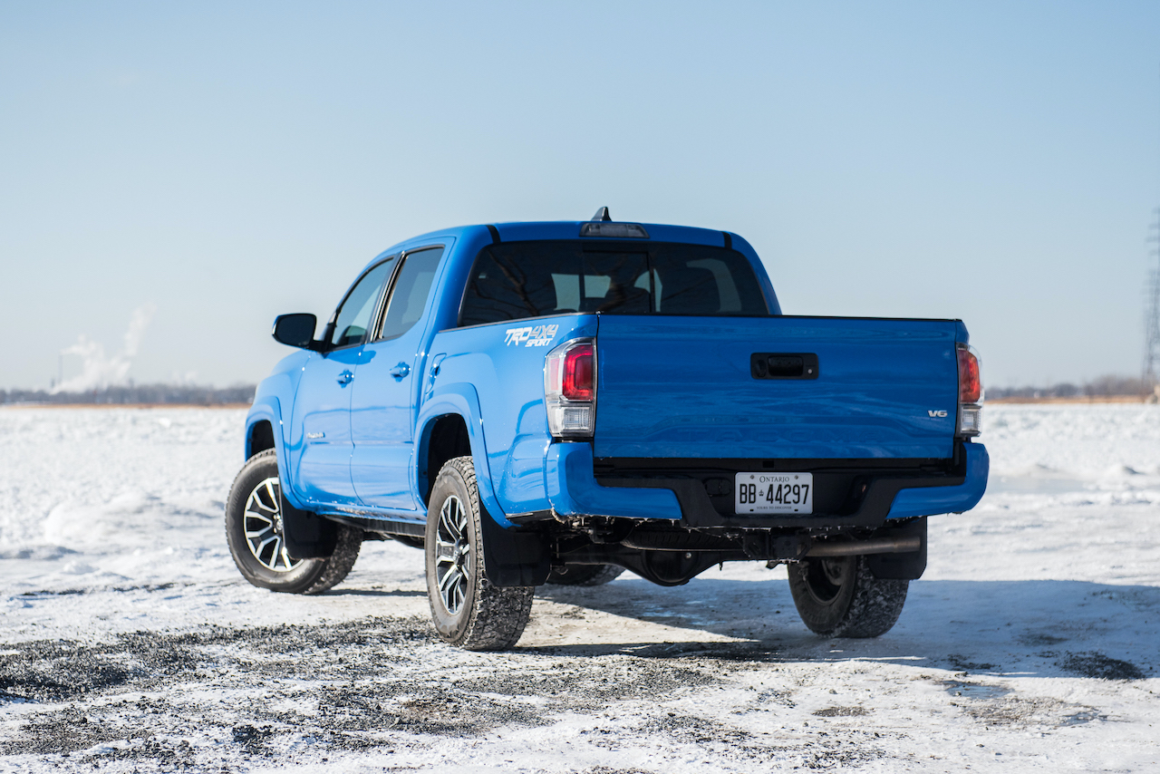 Review: 2020 Toyota Tacoma