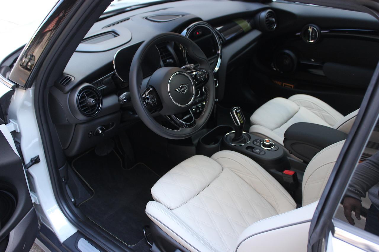 First Drive: 2020 Mini Cooper SE