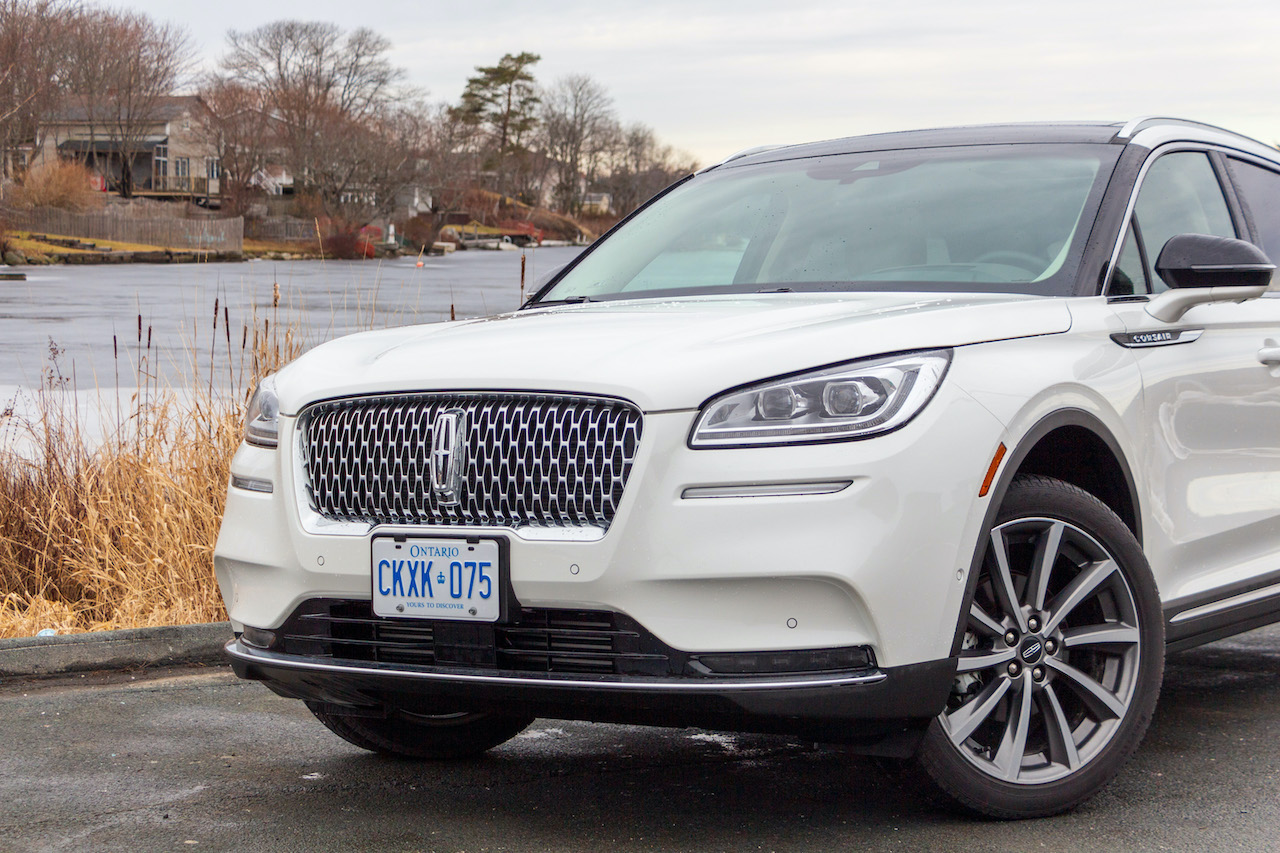 Review 2020 Lincoln Corsair