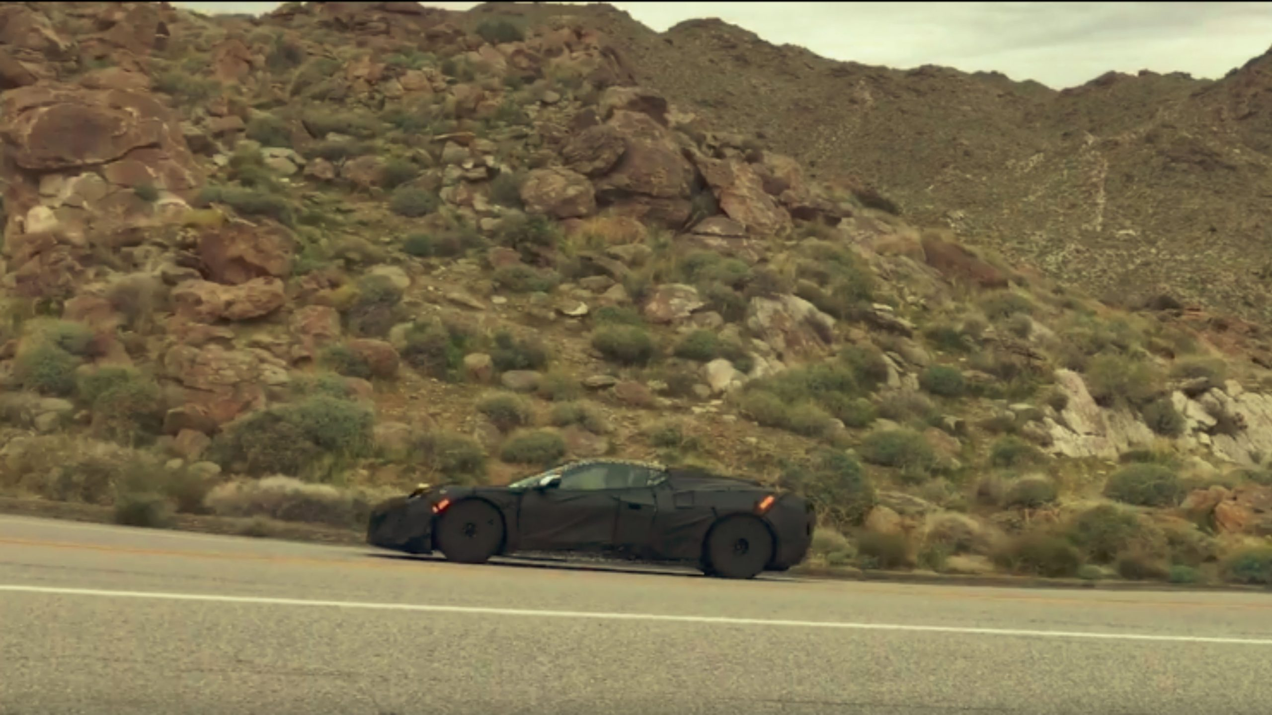 Video of Corvette C8 Z06