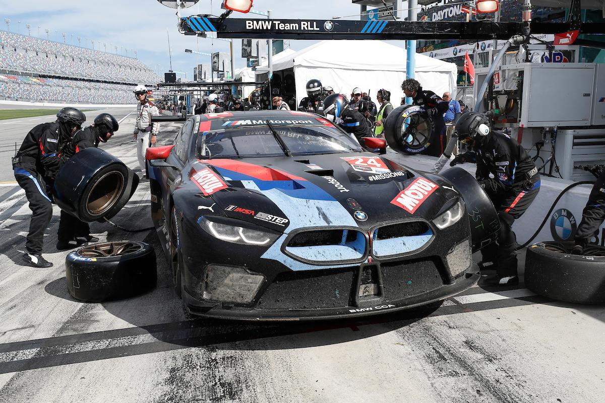 Cadillac, BMW and Lamborghini Win at The Rolex 24 at Daytona