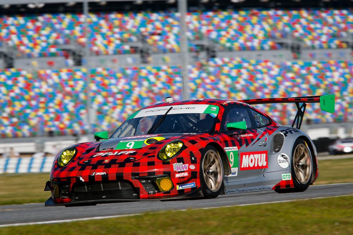 Pfaff Motorsports No. 9 Porsche 911 GT3 R