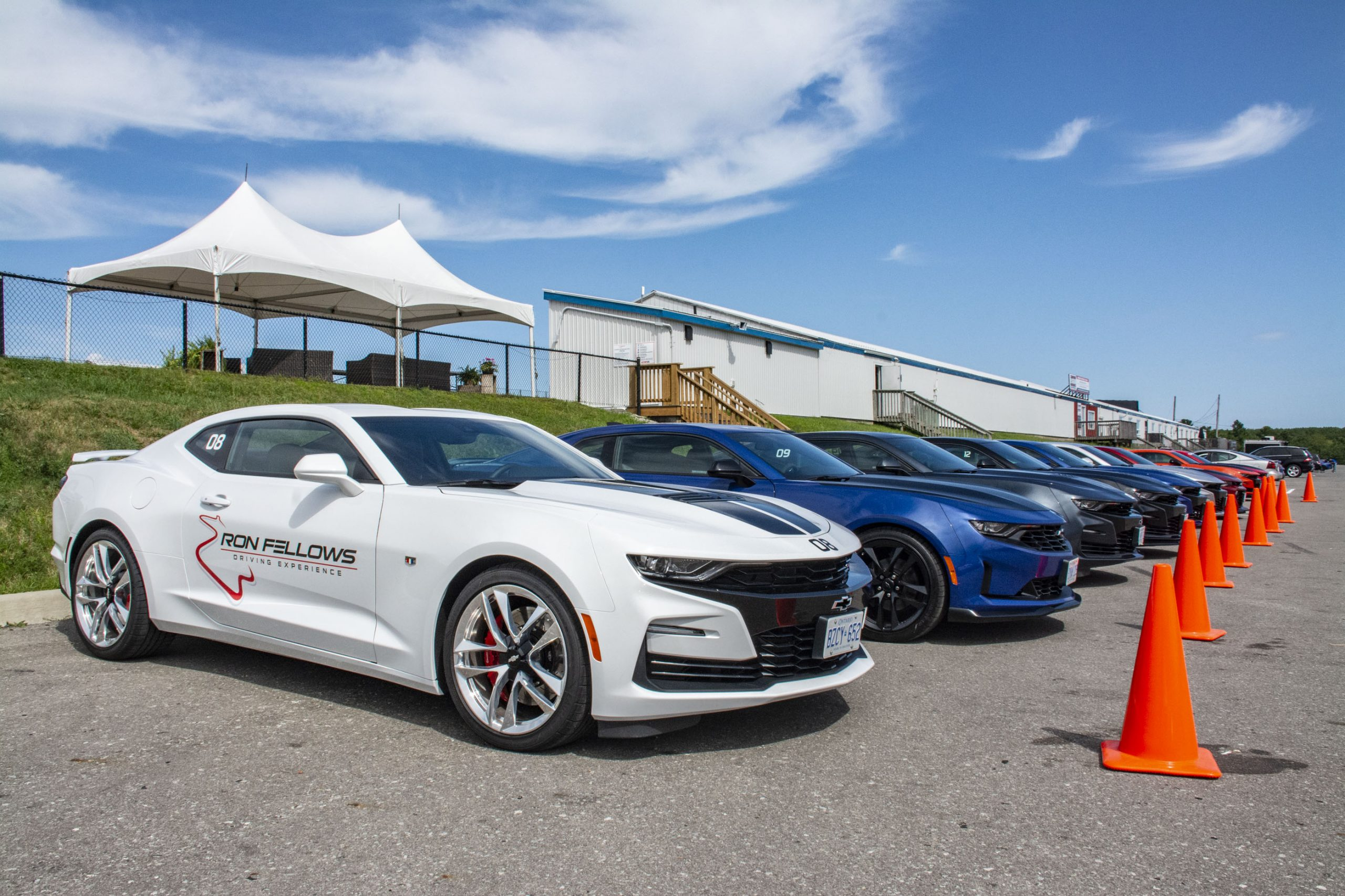 2019 Chevrolet Camaro Coupe On The Road And The Track