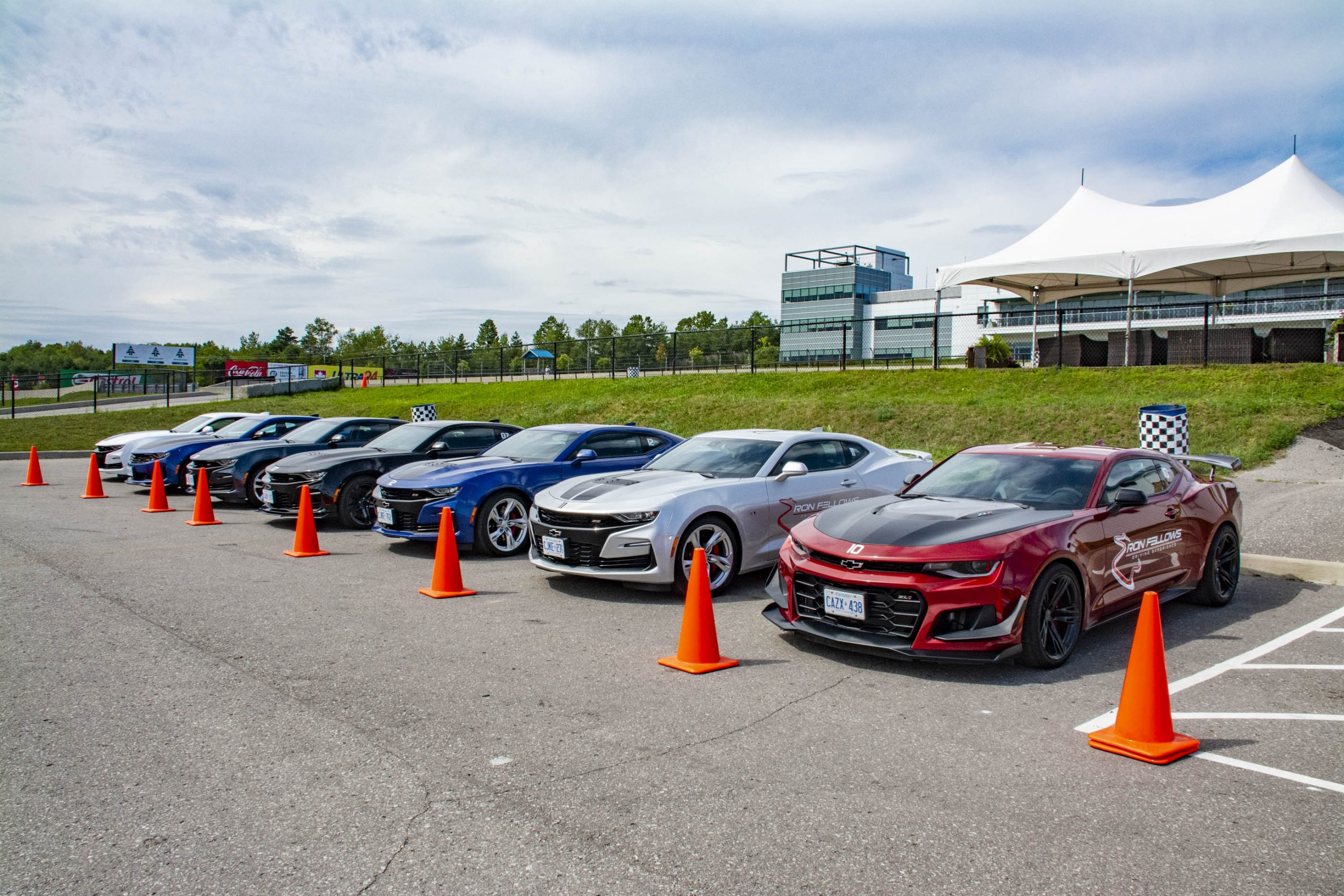 Ron Fellows Driving Experience