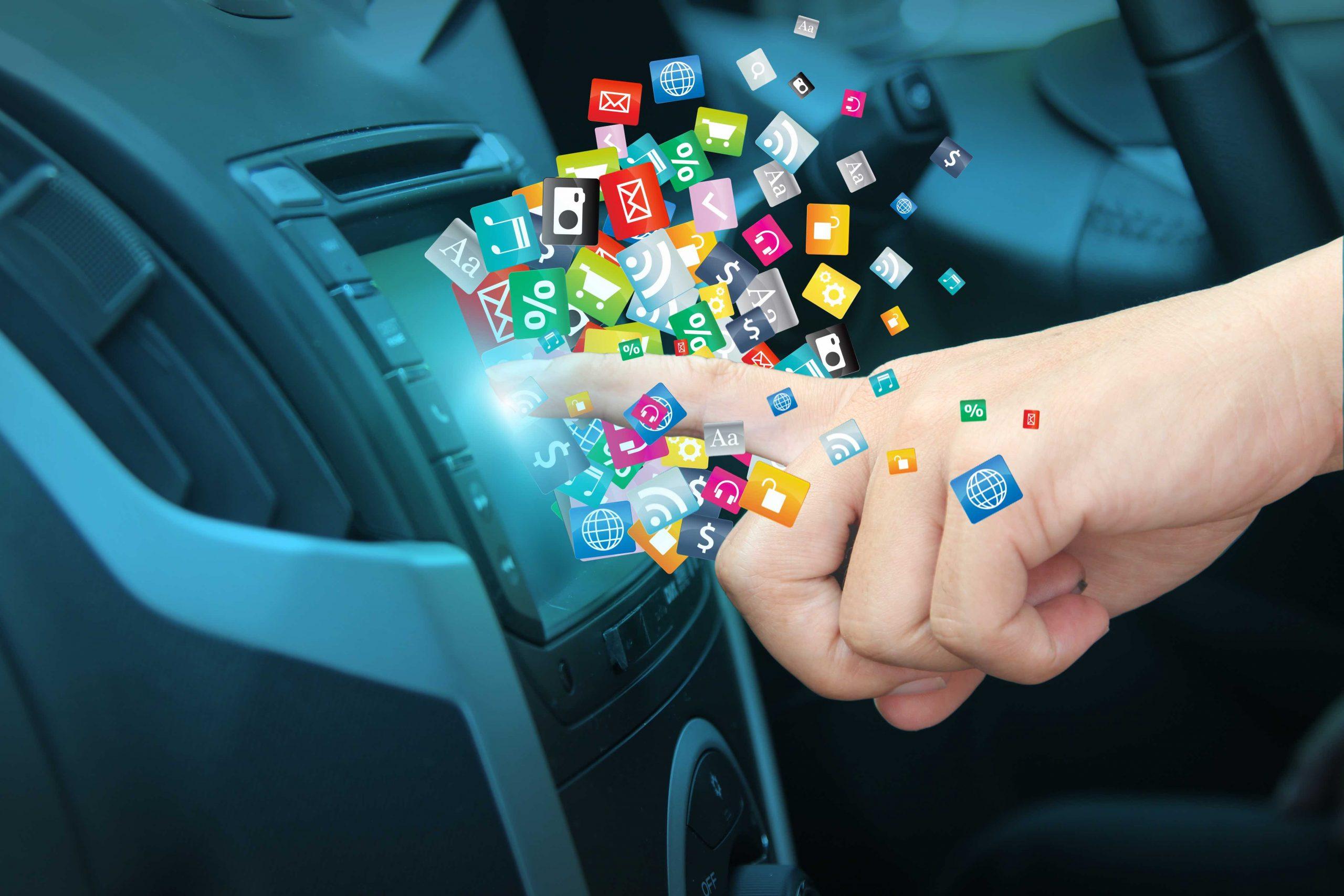 social media car