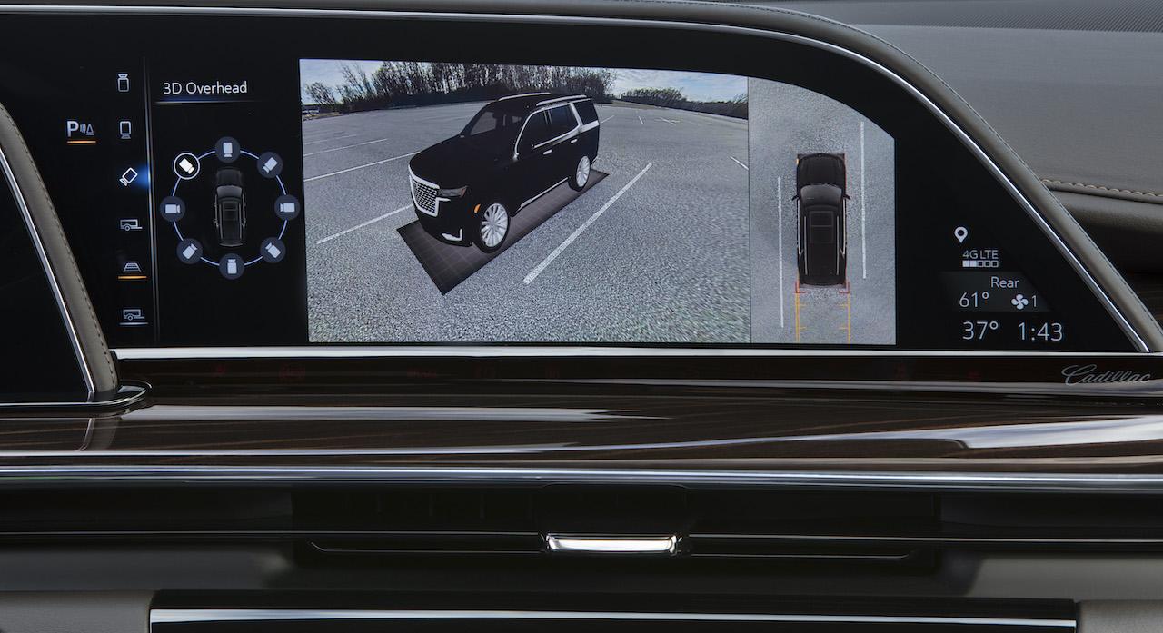 2021-Cadillac-Escalade