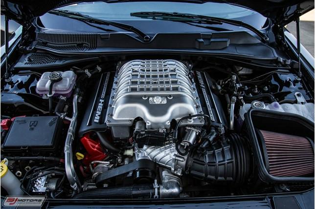 Carbon Dodge Demon
