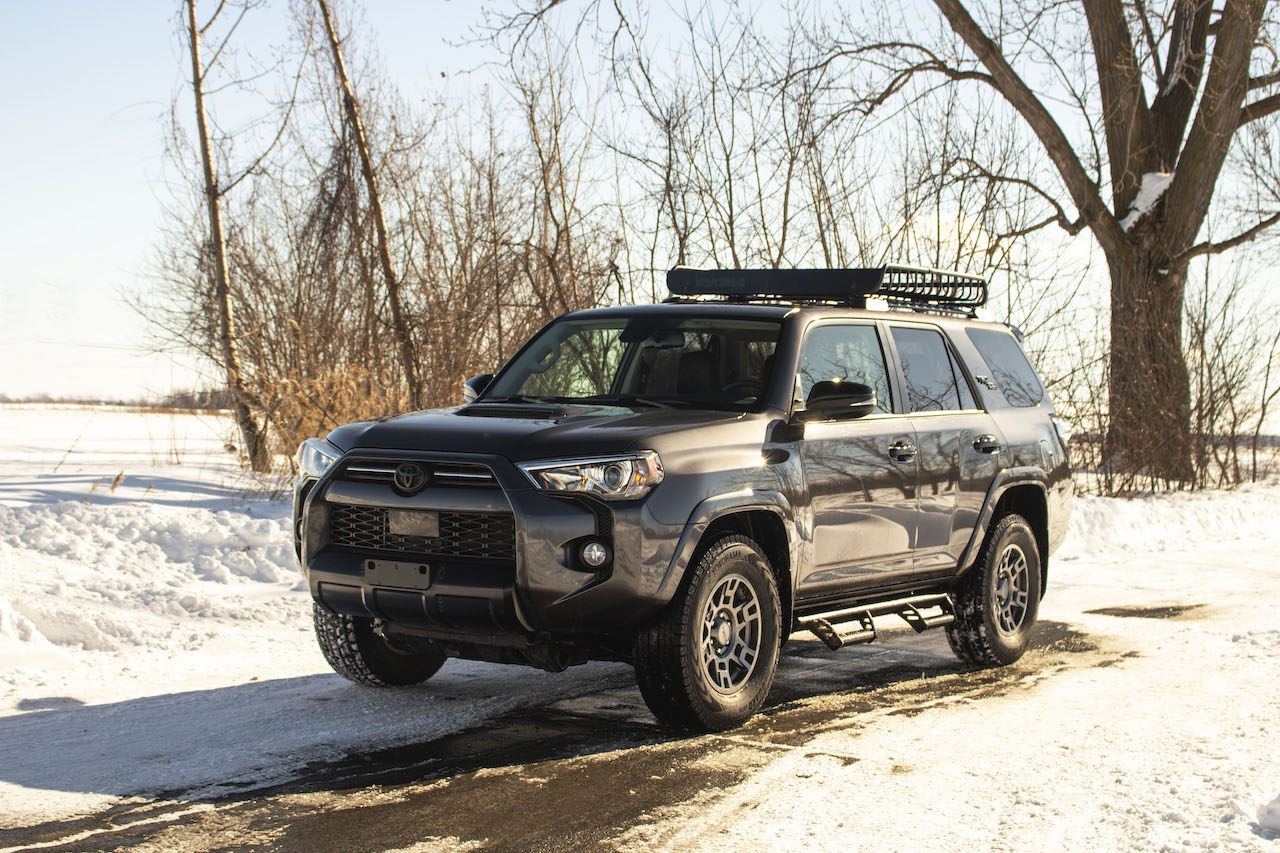 Review 2020 Toyota 4runner Venture Wheels Ca