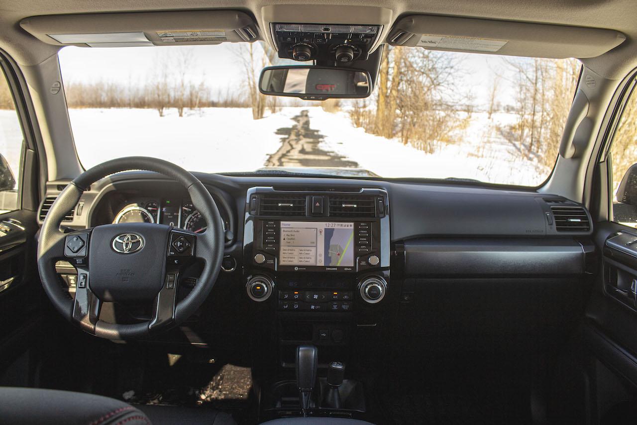 Review 2020 Toyota 4Runner Venture