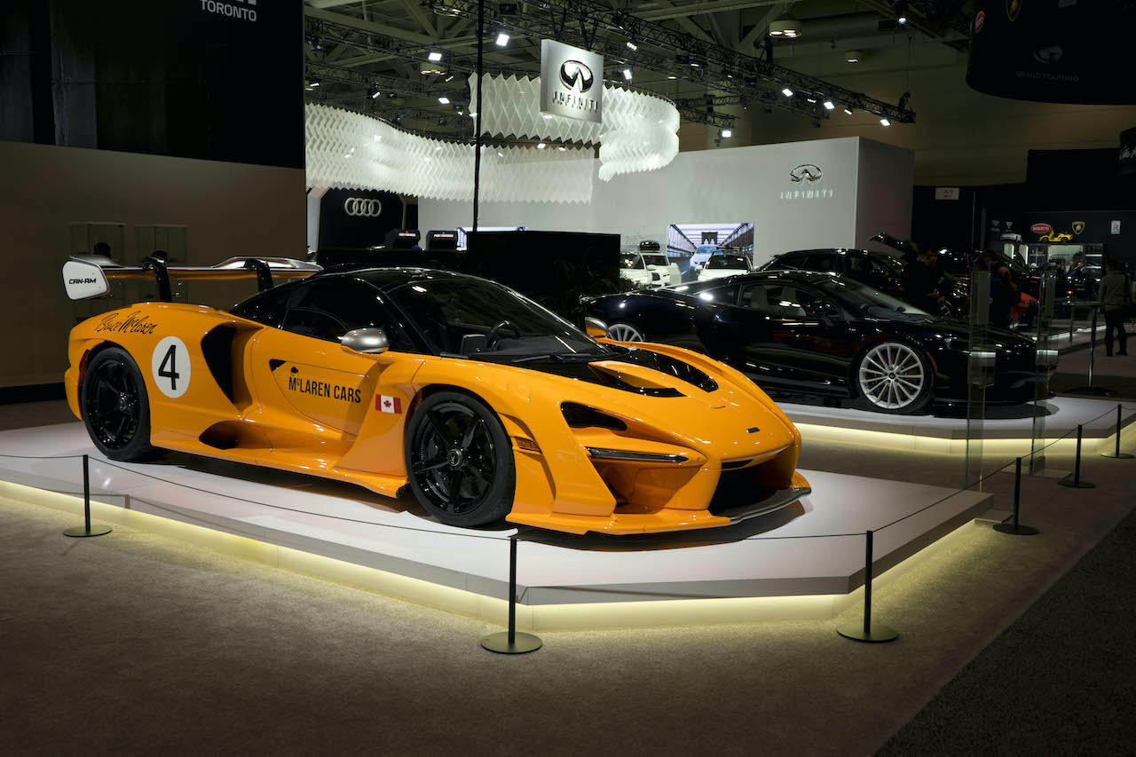 Cars of the 2020 AutoShow