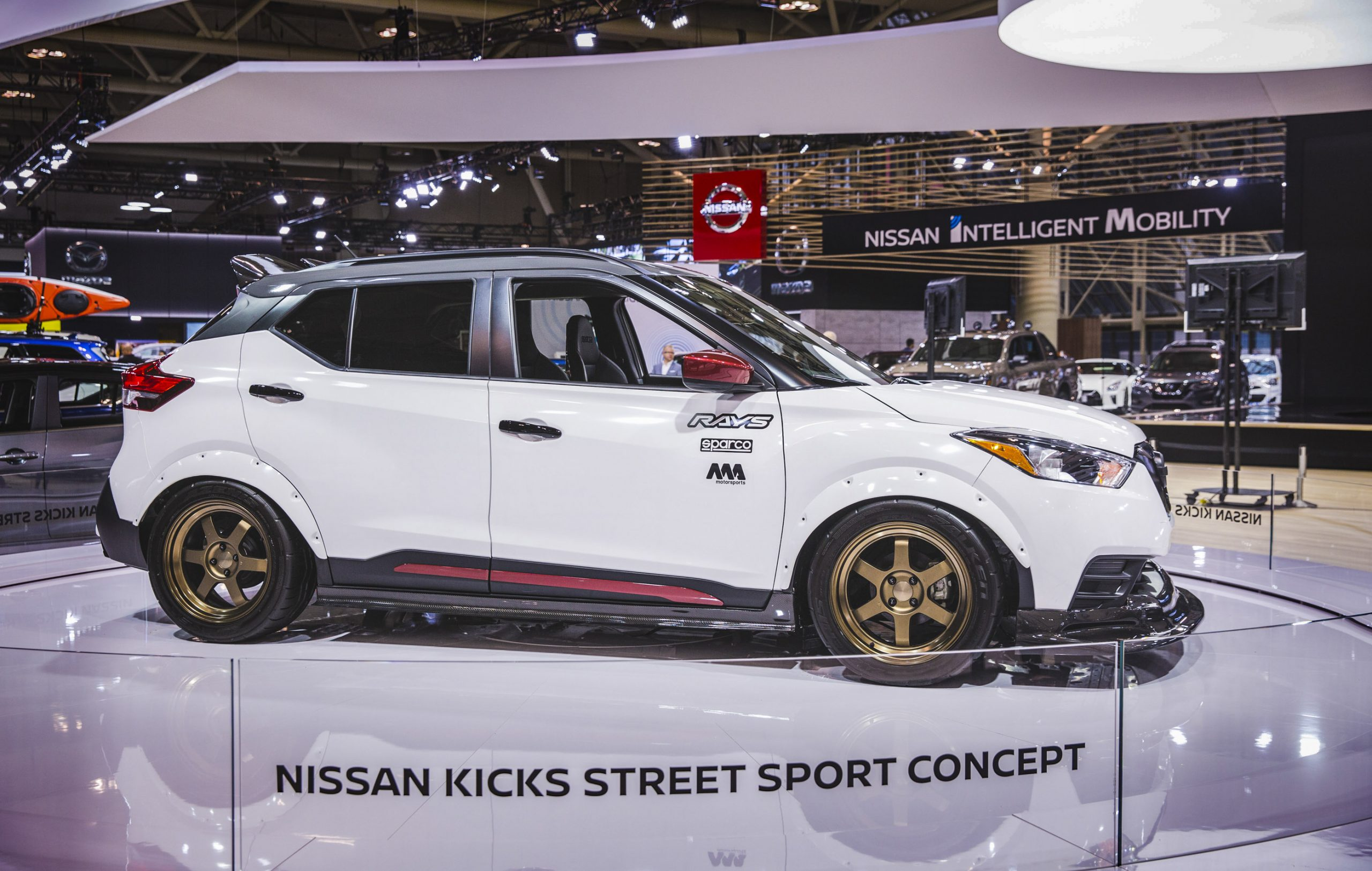 TrackWorthy Unveilings At The Canadian International Auto Show