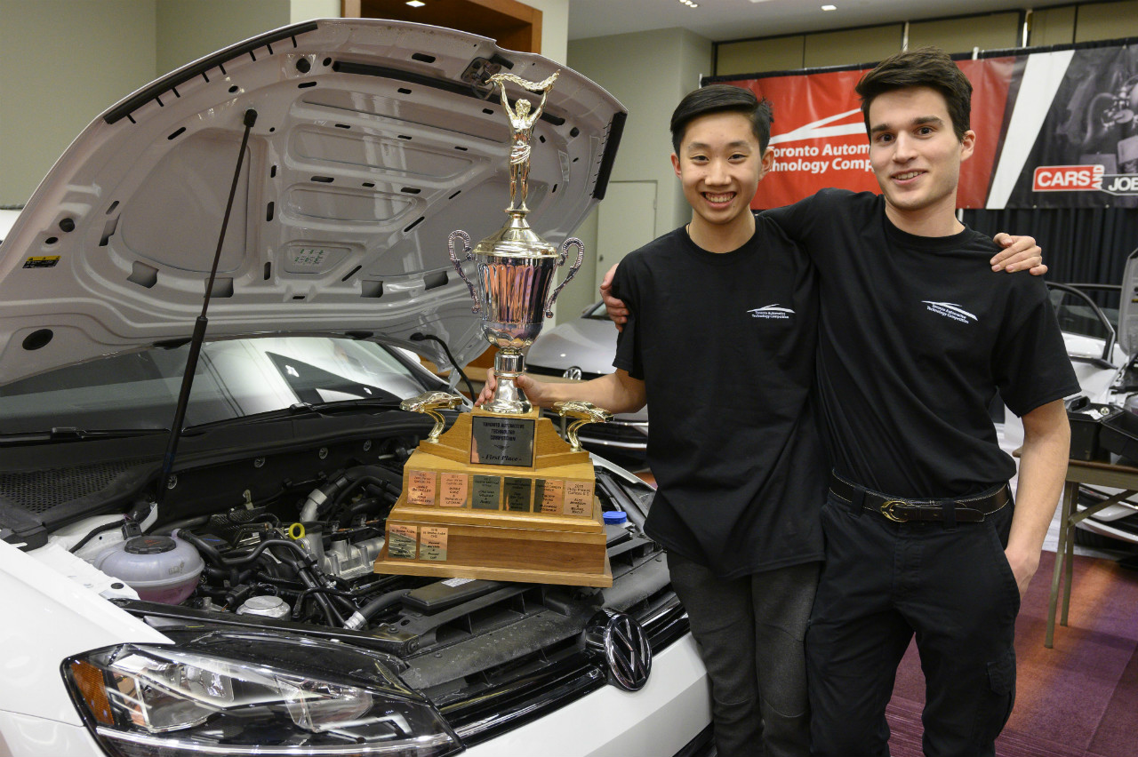 Toronto Automotive Technology Competition