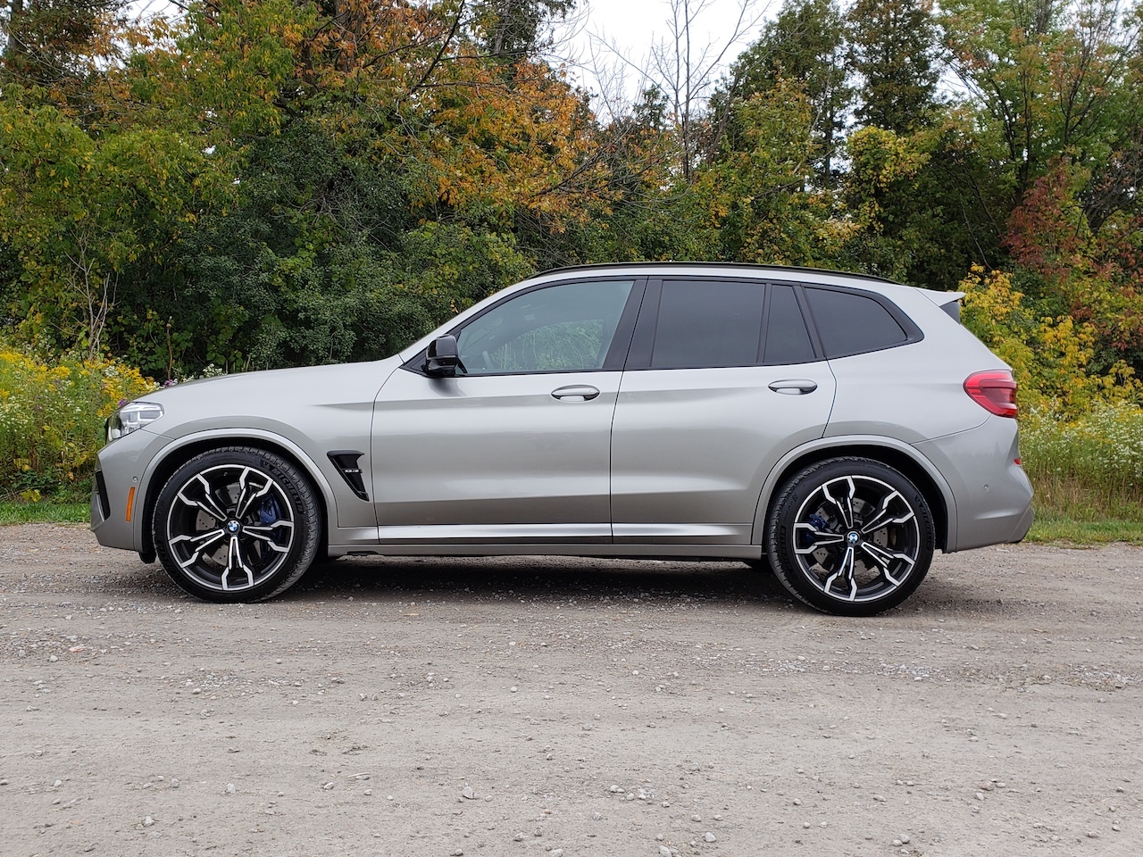 Review: 2020 BMW X3 M Competition