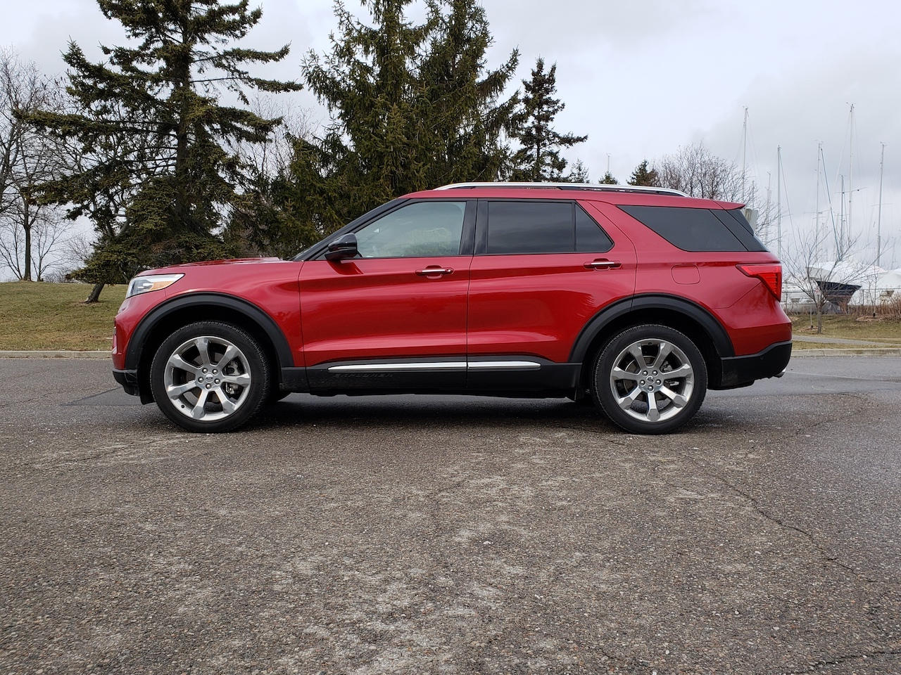 Review: 2020 Ford Explorer Platinum