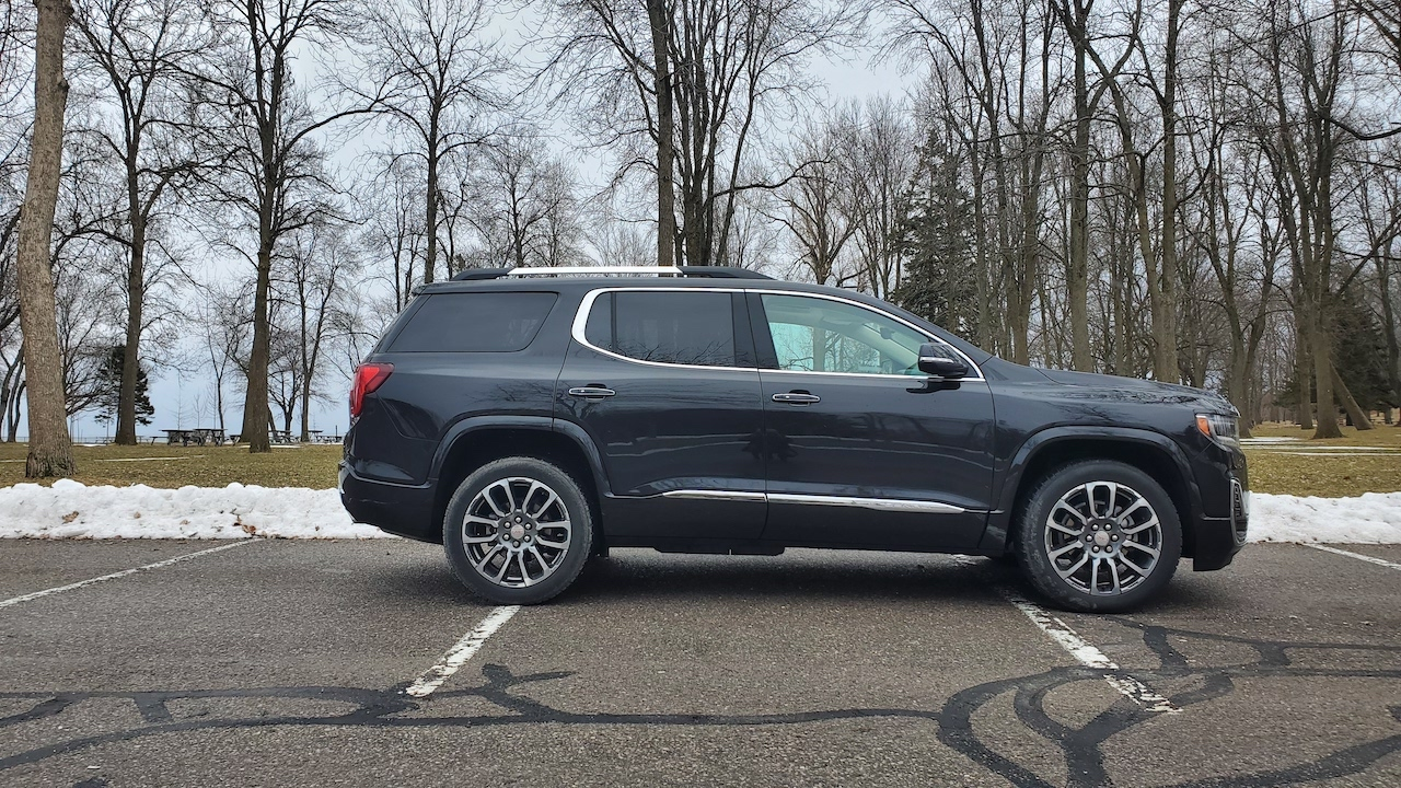 Review: 2020 GMC Acadia Denali