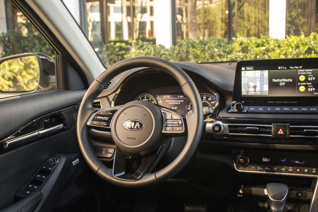 First Drive: 2021 Kia Seltos